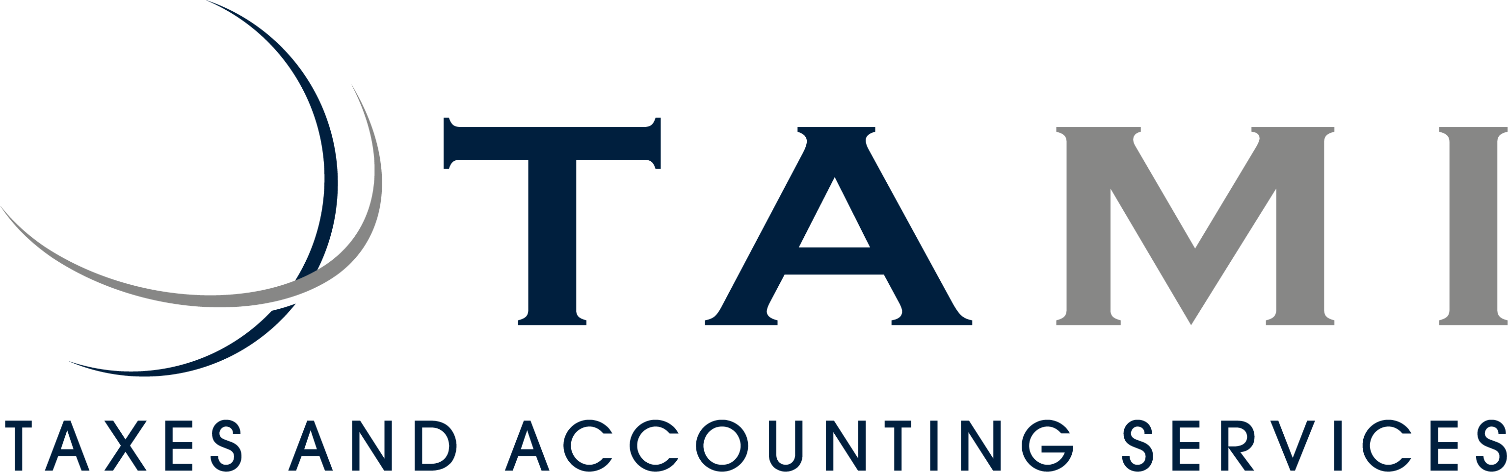 Logo TAMI | Taxes and Accounting Services